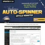 WordPress-Auto-Spinner-Articles-Rewriter